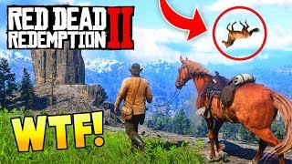 Download RED DEAD REDEMPTION 2 FAILS & FUNNY MOMENTS! #3 Video