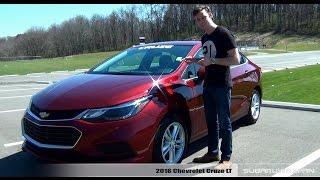 Download Review: 2016 Chevrolet Cruze LT Video