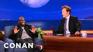 Download Kevin Hart Pre-Bullies His Own Kids - CONAN on TBS Video