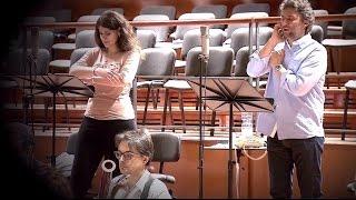 Download Verdi's Aida: Anja Harteros & Jonas Kaufmann duet 'La Fatal Pietra' Video