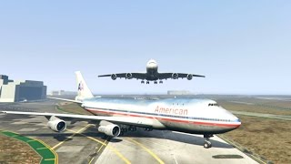 Download GTA 5 - Amazing\terrible PLANE CRASH Compilation #7 Video