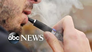Download White House moves to ban certain e-cigarettes Video