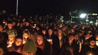 Download Timothy Piazza Candlelight Vigil Video