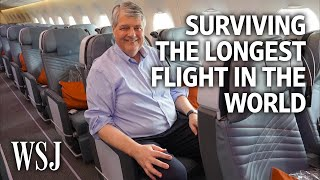 Download How to Survive the Longest Flight in the World Video