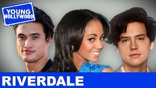 Download Charles Melton, Vanessa Morgan & Cole Sprouse Call Out the Cast in Riverdale Rapid Fire! Video
