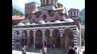 Download Η Ιερά Μονή του Αγίου Ιωάννη της Ρίλα, Βουλγαρία - The Rila Monastery Bulgaria - Rilski Μanastir Video