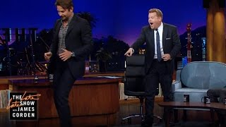 Download Bradley Cooper Busts Out Some Dance Moves Video