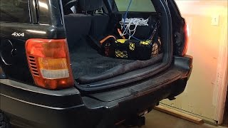 Download Jeep Grand Cherokee brake light not working - fixed! Video