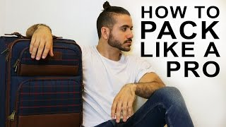 Download HOW TO PACK LIKE A PRO | PACK FOR VACATION | ALEX COSTA Video