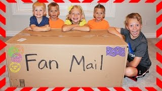 Download Family Fun Pack Fan Mail from Switzerland, Japan, UK, Canada, US!! Video