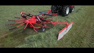Download KUHN GA 4431/ 4731 / 5031 & GA 4731 T / 5031 T - Mounted & Trailed Gyrorakes (in action) Video