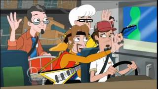 Download Phineas and Ferb songs - The Ballads of Paul Video
