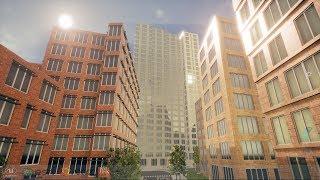 Download Unreal and CityEngine: The Future of Urban Design Visualization Video