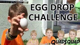 Download EGG DROP CHALLENGE! Try not to break it! Video