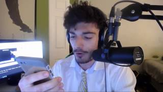 Download Ice Poseidon - Hurricane Stream [VOD: Oct 6, 2016] Video
