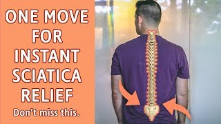 Download One Movement for Instant Sciatica Pain Relief Video