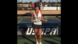 Download Lucy Kovalova: US Open Pickleball Championships Story Video