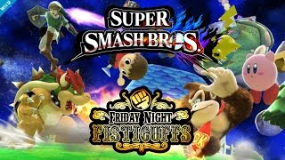 Download Friday Night Fisticuffs: Super Smash Bros. For Wii U Video