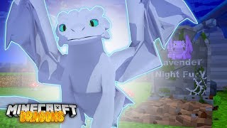 Download BRINGING MY NIGHT FURY BACK FROM THE DEAD   Minecraft DRAGONS Little Kelly Video