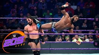 Download Cedric Alexander vs. Neville: WWE 205 Live, Jan. 24, 2017 Video