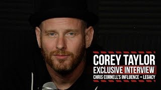 Download Corey Taylor Reflects on the Impact Chris Cornell Had on Him [Exclusive] Video