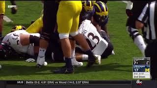 Download 2017 Michigan Football Highlights v. Cincinnati Video
