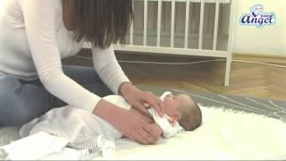 Download Angel Baby - Как да облечем новородено бебе Video