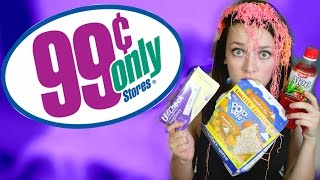 Download 99¢ STORE PRODUCT TESTING! Video