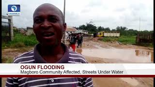 Download Magboro Affected By Ogun Flood As Residents Cry Out |Eyewitness Report| Video
