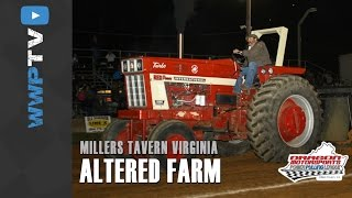 Download 12000 Altered Farm Tractors Pulling at Millers Tavern April 8 2017 Video