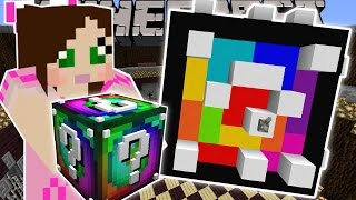 Download Minecraft: LUCKY BLOCK STRUCTURES (CANDYLAND, ORE FINDER, & GINGERBREAD HOUSE!) Mod Showcase Video