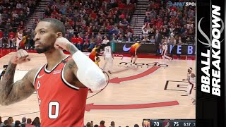 Download Damian Lillard On An All Time Historic Run: How He's Doing It Video