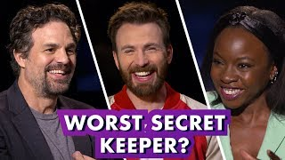 Download Marvel Studios' 'Avengers: Endgame' Stars Reveal Secrets from Set | Earth's Mightiest Show Video