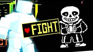 W D  Gaster And FLOWEY BOSS FIGHT! | Undertale 3D #1 Free Download
