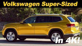 Download 2018 Volkswagen Atlas Review and Road Test in 4K UHD! Video