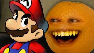 Download Annoying Orange - Super Mario Video