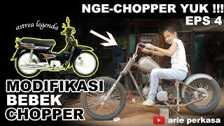 Download modifikasi bebek chopper - ngechopper yuk eps 4 Video