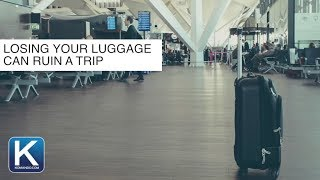 Download Find your suitcase with these smart luggage tags Video