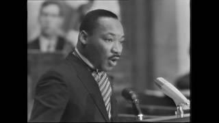 Download Martin Luther King Jr. Nobel Prize acceptance speech - Excerpt Video