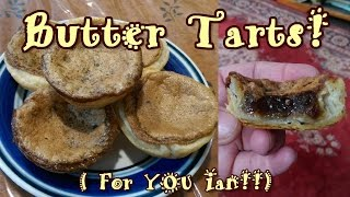 Download Butter Tarts! Video