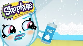 Download SHOPKINS - WHIPPED CREAM | Cartoons For Kids | Toys For Kids | Shopkins Cartoon Video