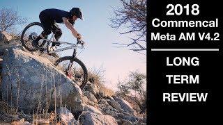 Download 2018 Commencal Meta AM V4.2 Long Term Review | Santa Cruz Nomad Bronson Comparison Video
