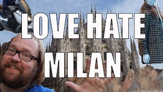 Download Visit Milan - 5 Things You Will Love & Hate about Milan, Italy Video