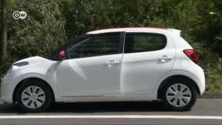 Download Im Test: Citroen C1 | Motor mobil Video