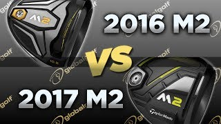 Download TaylorMade M2 Driver - 2016 vs 2017 Video