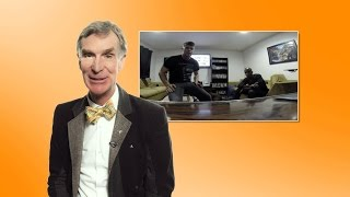 Download 'Hey Bill Nye, What Will Happen to Life on Earth If the Moon Keeps Drifting Away From Us? ' Video