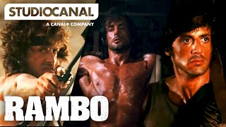 Download TOP 10 SCENES FROM THE RAMBO TRILOGY - Starring Sylvester Stallone Video