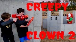Download Nerf War: Creepy Clown 2 Video