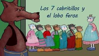 Download Los Siete Cabritillos y El Lobo Feroz video cuento infantil en español Video