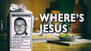 Download FINDING JESUS: Vegas Narrative Saved By Miraculous Disappearance of Security Guard? Video